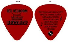 RED BEDROOM RECORDS Guitar Pick - ONE TREE HILL
