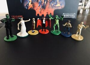 Horrified Game Official Custom *PAINTED Monster Mini Figures Miniatures All 7