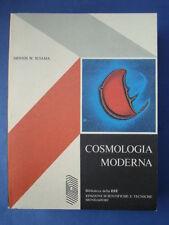 SCIAMA-COSMOLOGIA MODERNA-BIBLIOTECA EST