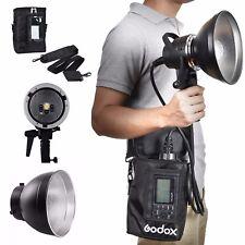 Godox AD-H600B Portable Off-Camera Flash Head for Godox AD600BM Bowens + Bag