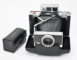 POLAROID Land Camera Model 180 Instant Film Camera w/ 114mm f/4.5 lens (FAULTY)
