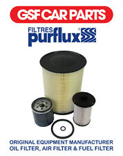 Service Kit Oil Air & Fuel Filters Replacement Part Ford Focus 1.8 Tdci
