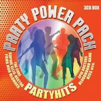 PARTY POWER PACK PARTYHITS 3 CD BOX
