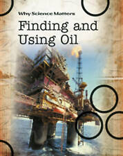 Finding and Using Oil (Why Science Matters), New, Coad, John Book
