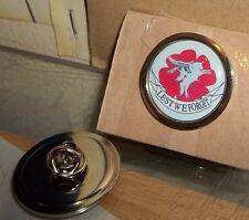 Airborne Forces poppy Lapel pin badge