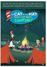 The Cat in the Hat: Knows A Lot About Camping (DVD,2017)