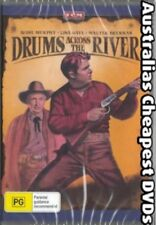 Drums Across The River DVD NEW, FREE POSTAGE WITHIN AUSTRALIA REGION 4