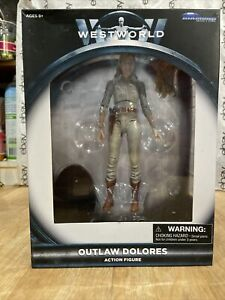 Diamond Select Westworld OUTLAW DOLORES Walgreens Exclusive Action Figure New