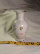 Vintage Kakumo China - Fine Porcelain Vase - Light Flower - Japan