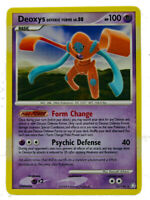 Deoxys Defense Forme 25/146 Non Holo Rare Legends Awakened NM+ with Tracking