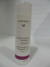 Dr. Hauschka Lavender Sandlewood Calming Body Wash 200 ml / 6.7 oz-Pack of 3