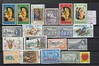LOT STAMPS BRITISH COLONIES MNH** (L27248)