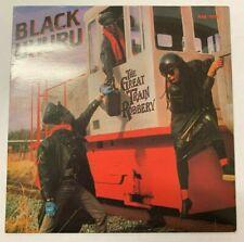 "BLACK UHURU. THE GREAT TRAIN ROBBERY 7"" VINYL."