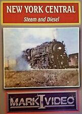 Mark I Video - NEW YORK CENTRAL: Steam and Diesel - DVD