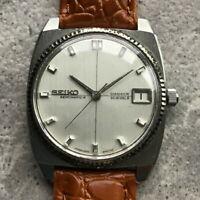 SEIKO SEIKOMATIC-R 30Jewels 8305-8050 Automatic Men's Watch from Japan #246
