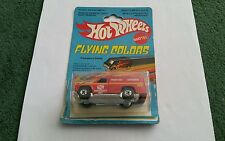 HOT WHEELS FLYING COLORS EMERGENCY SQUAD MINT No 7650 RED + PACKET