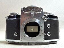 EXAKTA VX IIa + Carl Zeiss Jena Tessar 2.8/50mm Lens #2937