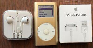 Apple iPod Mini 1st Generation Gold (4 GB)