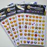 New Packs of Emoji Smile Face Diary Stickers DIY Cute Scrapbooking Mini Sticker