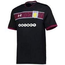 Camiseta de fútbol de clubes ingleses para hombres Aston Villa