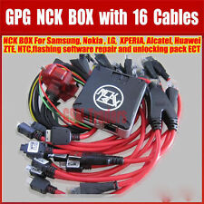 GPG NCK BOX Nckbox ZET Blackberry Huawei with 16 Lines