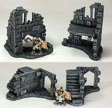 FROSTGRAVE (suited) - 'RUINED CORNERS PACK' - PAINTED TO COLLECTOR'S STANDARD