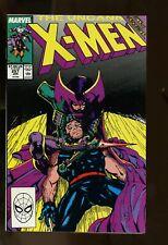 UNCANNY X-MEN #257 NEAR MINT 9.4 JIM LEE ART 1990 MARVEL COMICS