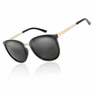 Women Driving Gradient Lens Oversize Retro Ladies Sunglasses UV400 Protection