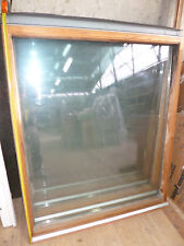 Holz Velux Fenster ohne Rahmen