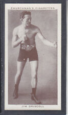 Churchman - Boxing Personalities 1938 - # 14 Jim Driscoll
