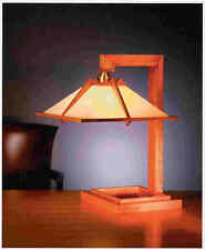 Taliesin 1Table Lamp, Frank Lloyd Wright authorized reproduction