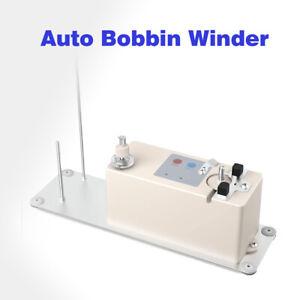 Mini Bobbin Winder & Thread Stand Electric Automatic For Sewing Machine Thread