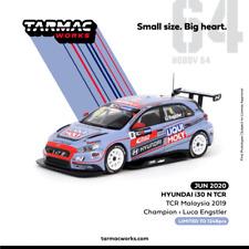 Tarmac Works 1:64 - Hyundai i30 N TCR Malaysia 2019 Champion