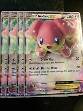 4X Audino EX (84/124)-2016 World Championship Deck-Shintaro Ito-NM Pokemon Promo