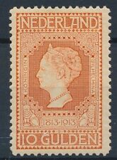 [30323] Netherlands 1913 Good SCARCE stamp Very Fine MH Value $1150
