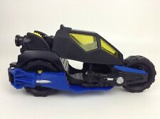 Fisher Price DC Super Friends Hero World Batman Batcycle Vehicle Motorcycle Toy