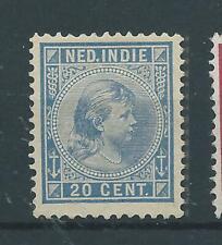 1892TG Nederlands Indie NR.26 postfris, zie foto's mooi zegel..