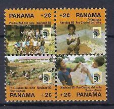 Weihnachten, Christmas, Panama, 1980, Nr. 82-85, postfrisch mnh **