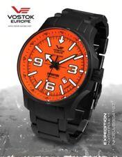 Relojes de pulsera Vostok de acero inoxidable