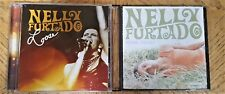NELLY FURTADO - 2 CD LOT: LOOSE - THE CONCERT (NR-MINT) - WHOA, NELLY (VG)!