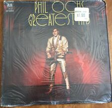 Phil Ochs- Greatest Hits LP (A+M SP 4253)