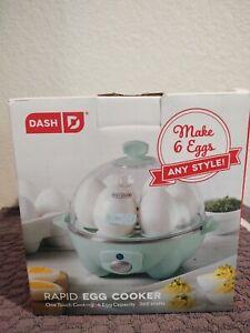 Dash -  Rapid Egg Cooker: 6 Egg Capacity - NIB