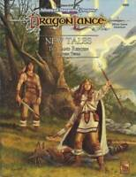 New Tales: The Land Reborn (Advanced Dungeons & Dragons 2nd Edition) - GOOD