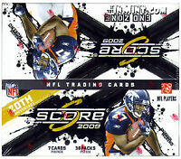 2009 Score Football Complete Your Set Pick 25 Cards From List