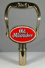 Old Milwaukee Beer Tap Handle Knob Joseph Schlitz Brewing Milwaukee Wisconsin WI