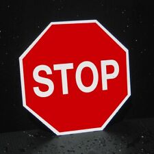 "ALUMINUM 10"" BY 10"" STOP SIGN METAL"