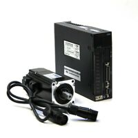 200W/400W/600W 3000RPM AC Servo Motor Driver Kit 220V High-Speed Motor Set xs90*