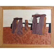 Stonehenge: Traditional Marquetry Craft Kit plus DVD by Cove Workshop