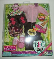 Bfc Ink Pretty Preppy Fashion Doll Clothes Outfit New