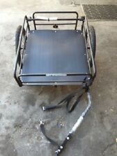Cargo Trailer Bike Cycle Cart Luggage Transport